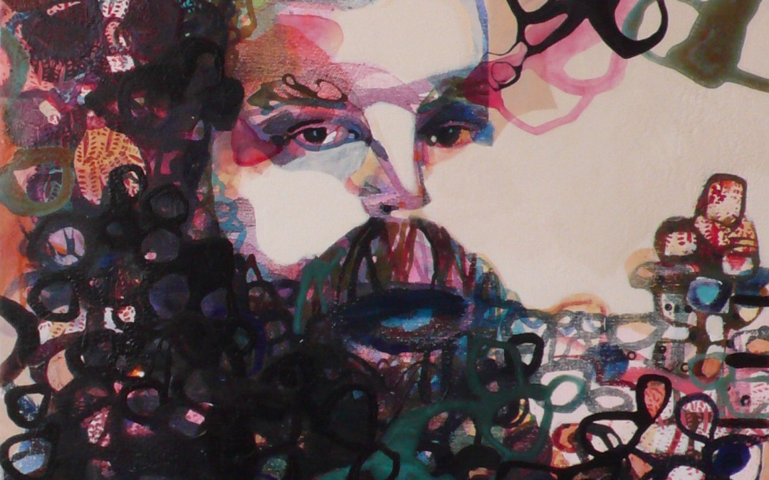 Book cover artwork for 'Will Oldham on Bonnie 'Prince' Billy'